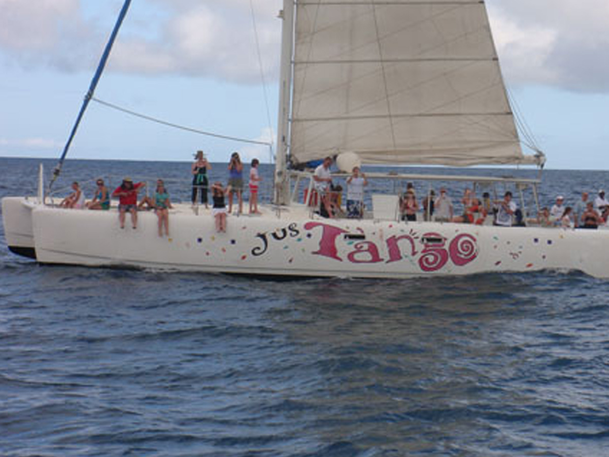 65 ft Sailing Catamaran