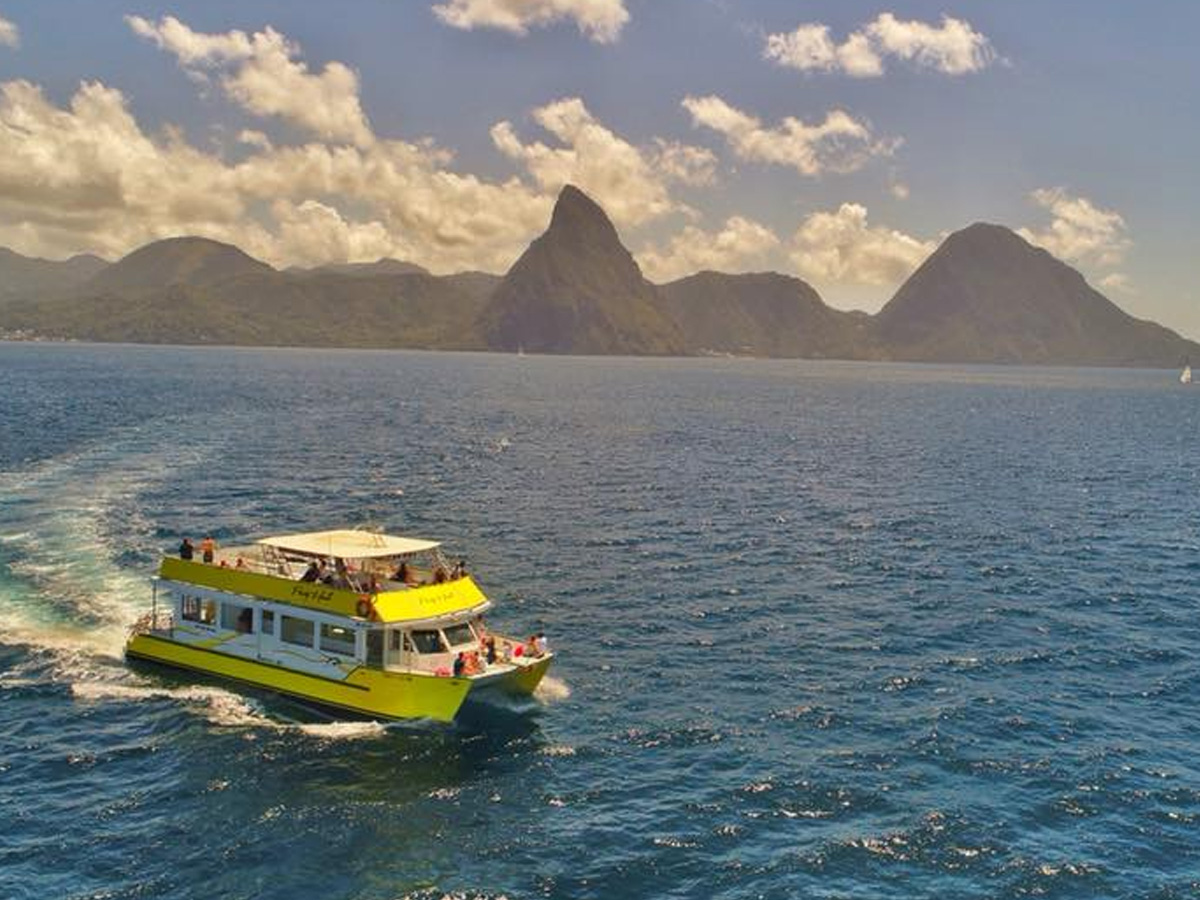 64 Ft Power Catamaran - St Lucia – compare prices of most