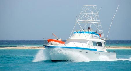 St Lucia Boat, Yacht & Fishing Charters